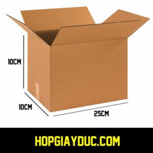 Hộp Carton COD B14 – 25x10x10 Cm